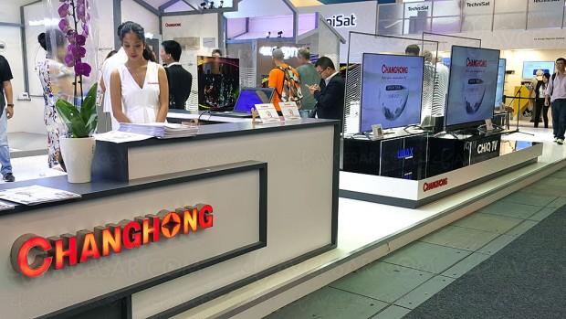 IFA 16 > TV LED Ultra HD plats ChangHong Q3T
