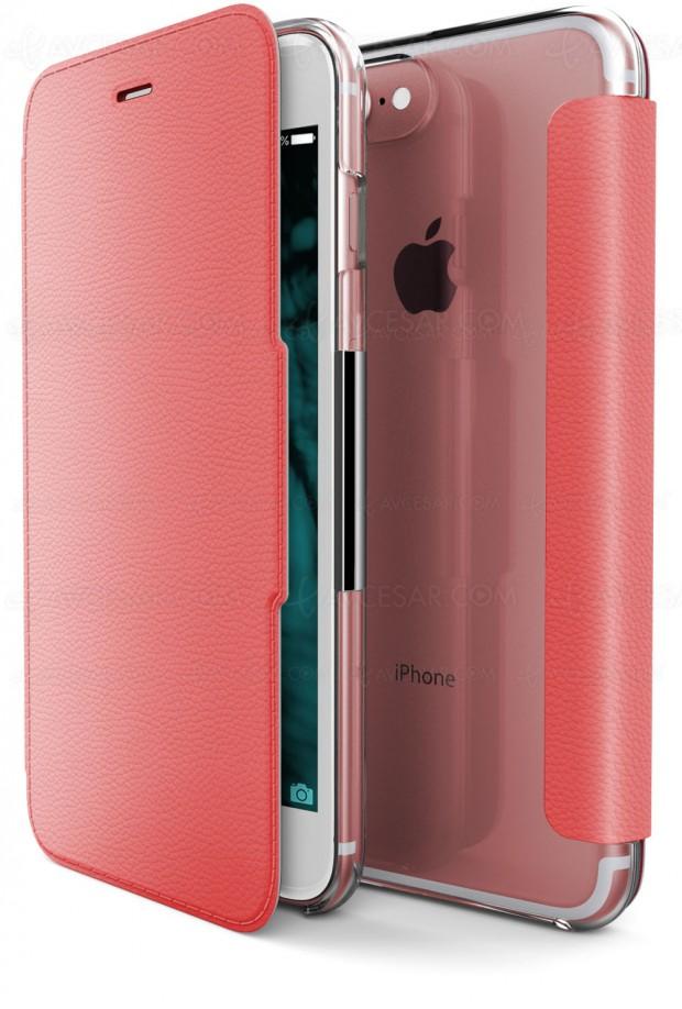 Coques x doria pour iphone 7 et iphone 7 plus for Coque iphone 7 miroir