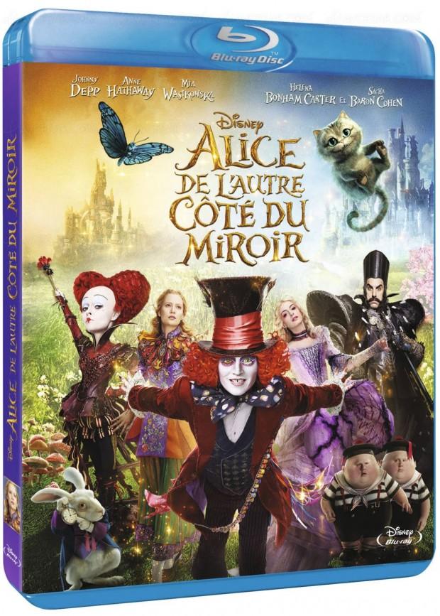 Alice de l'autre côté du miroir, il faut sauver le ChapelierFou
