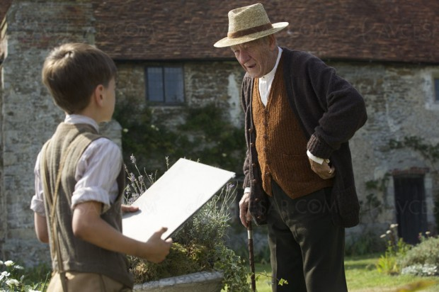 Mr Holmes tire sa révérence