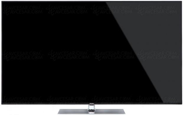 IFA 16 > TV LED Ultra HD HaierV800S, cinq modèlesannoncés