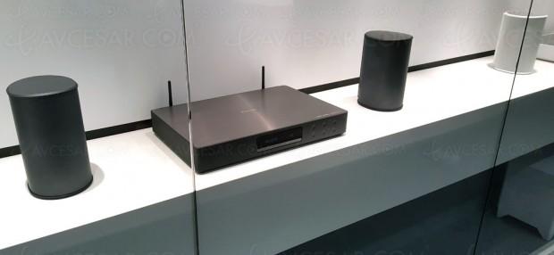 IFA 16 > Concept lecteur réseau multiroom Pioneer