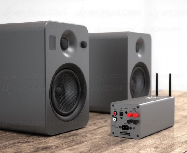 MTX Audio iWa250, mise à jour spécifications