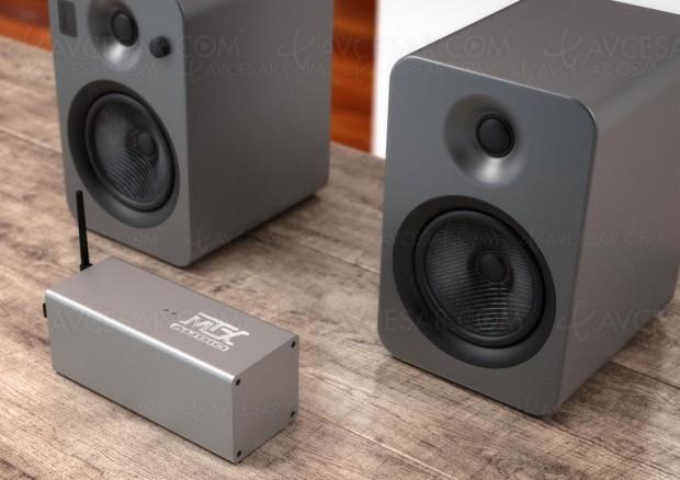 MTX Audio iWa225, amplificateur stéréo Bluetooth