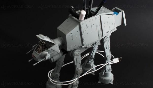 L'Empire contre-attaque... votre bureau malrangé