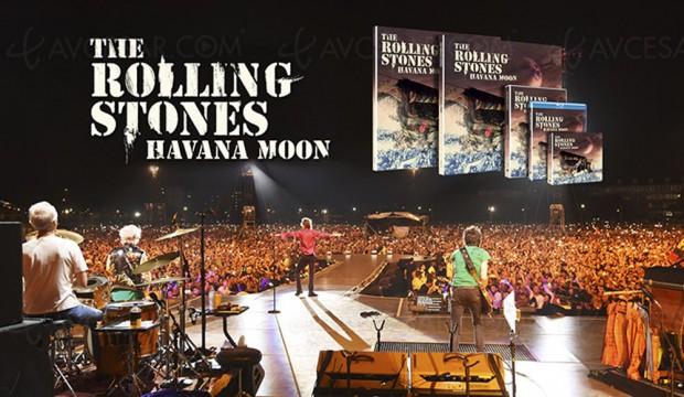 Les Rolling Stones à Cuba, Havana Moon, le live !