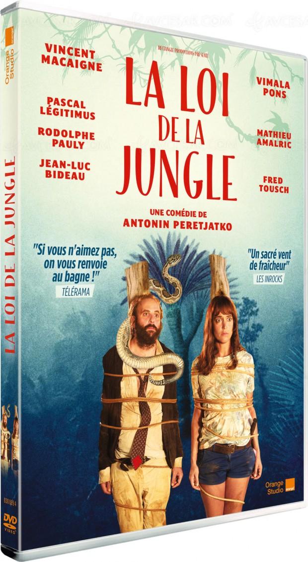La loi de la jungle, le prochain périple mouvementé de Vincent Macaigne
