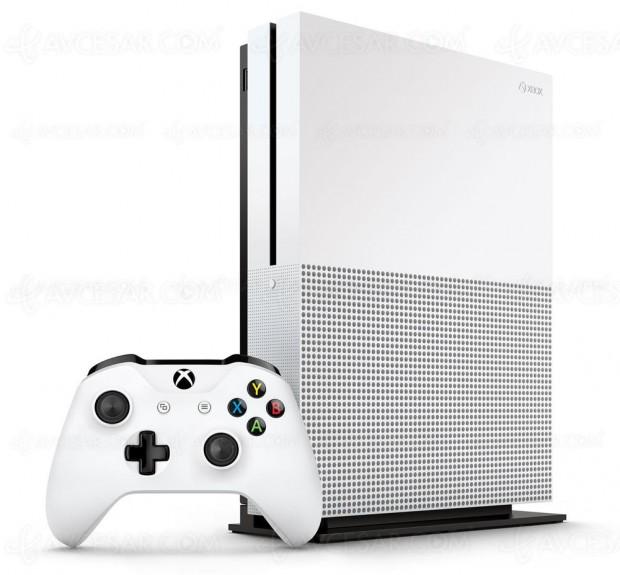 Ventes Xbox One gonflées par la versionSlim