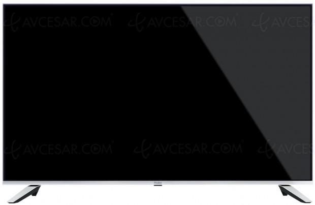 TV LED Ultra HD HaierSlim-Art, deux modèlesannoncés