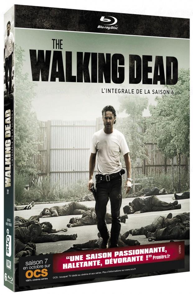 The Walking Dead saison 6 ou le cliffhangerinsoutenable