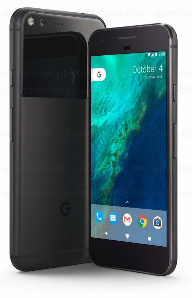 Smartphone Google Pixel, remplaçant du Nexus5X