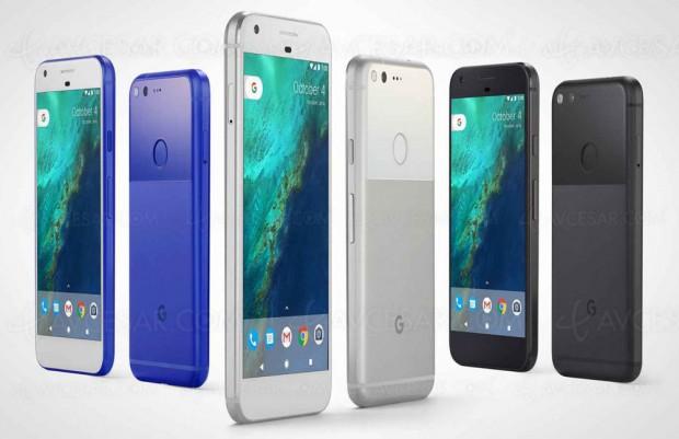 Smartphone Google Pixel XL, prononcez-le à voixhaute