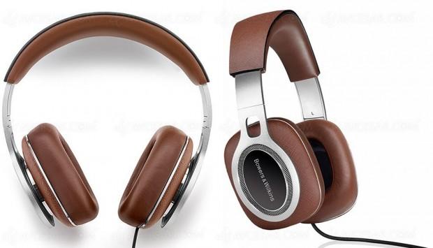 Nouveau casque audio Bowers & Wilkins P9Signature