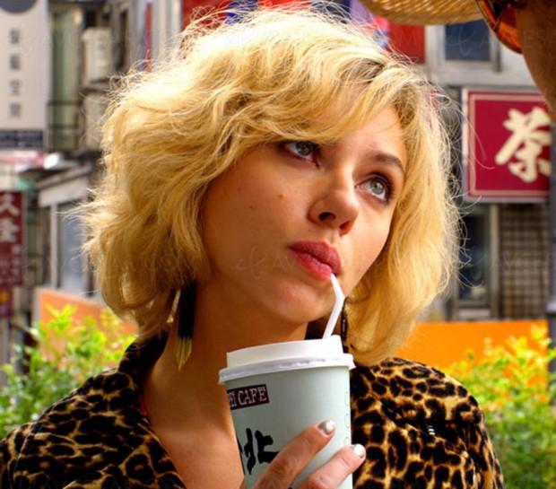 Scarlett Johansson à Paris demain dans sa nouvelle boutiquede…