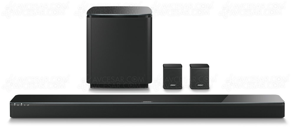 bose soundtouch 300 nouvelles barres sonores r seau. Black Bedroom Furniture Sets. Home Design Ideas