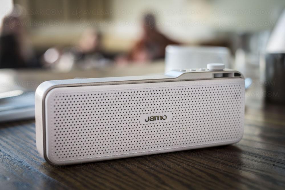 Jamo DS3, enceinte Bluetooth nomade et radio FM