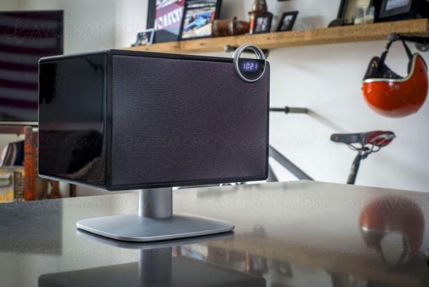 Jamo DS6, enceinte-radio Bluetooth