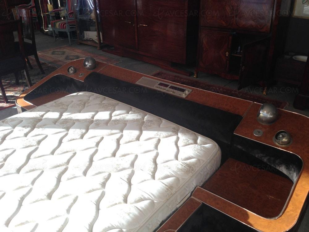 lit audio vintage loupe d 39 orme et cendriers int gr s. Black Bedroom Furniture Sets. Home Design Ideas
