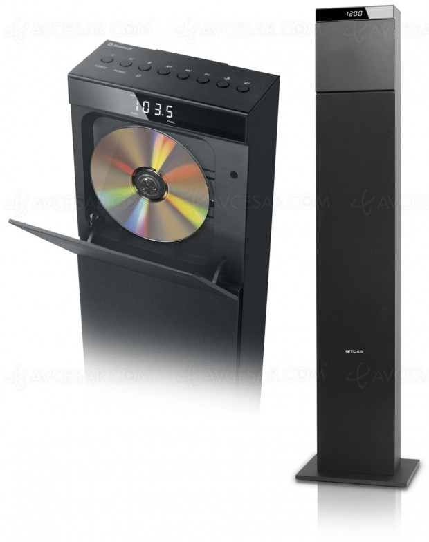tour enceinte bluetooth muse m 1320 btc. Black Bedroom Furniture Sets. Home Design Ideas