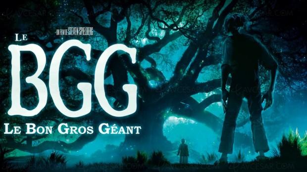 Le bon gros géant en film et enanimation