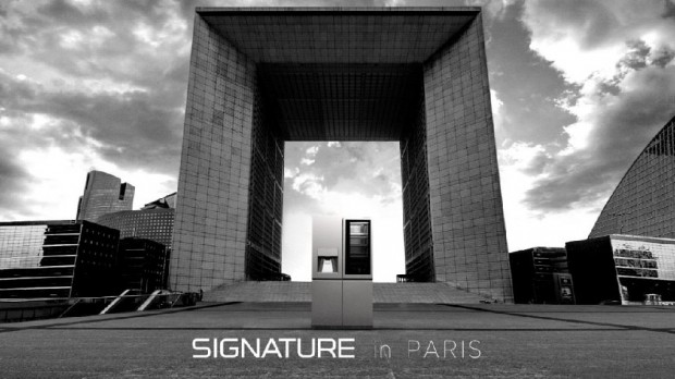 Découvrez LG Signature à Paris