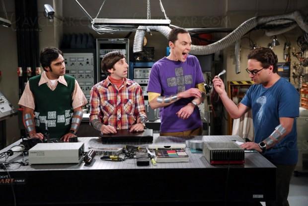 The Big Bang Theory S8, des atomes trèscrochus
