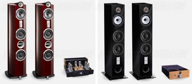 Packs Triangle et Pier Audio, système Hi-Fi àprixréduit