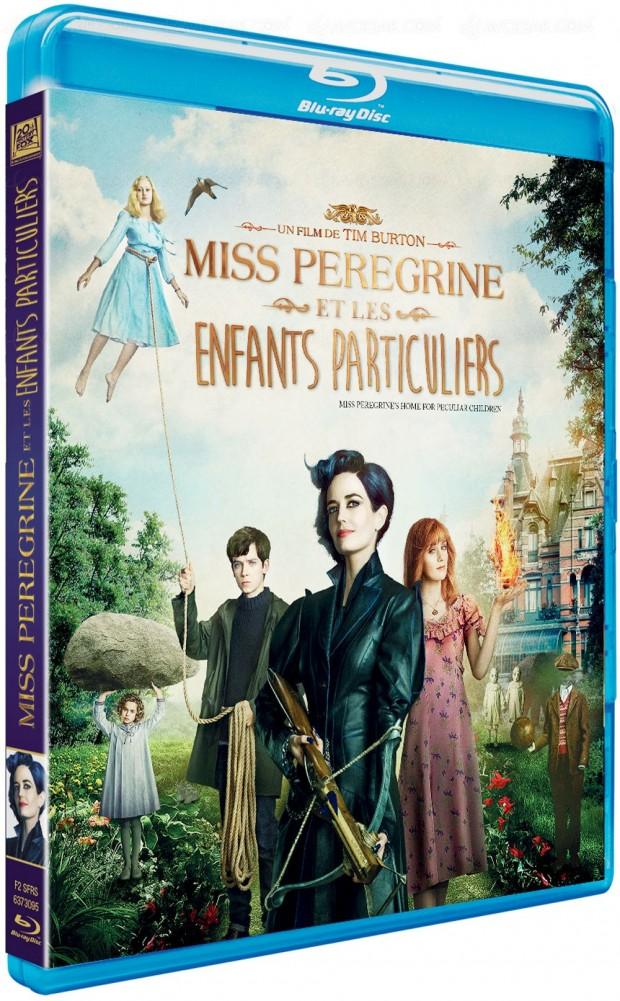 Miss Peregrine et les enfants particuliers, aventures burtonniennes pour petits etgrands