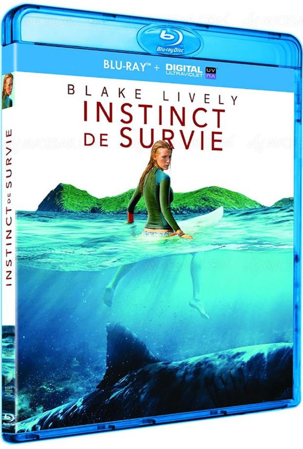 Instinct de survie, Blake Lively mouille lemaillot