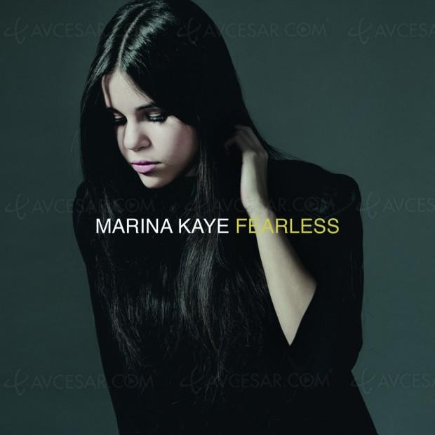 Réédition CD + DVD de l'album Fearless de MarinaKaye