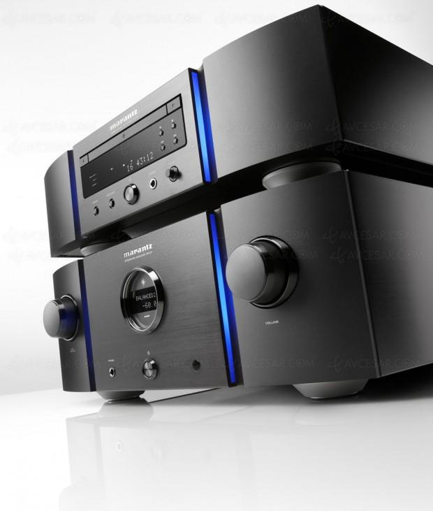 Marantz Serie 10 Premium avec procédé Marantz MusicalMastering