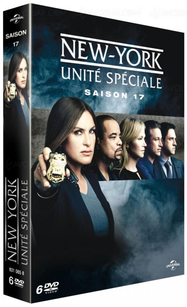 New York unité spéciale saison 17, emballé c'est ficelé !