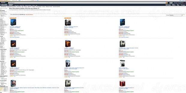 Amazon : coffrets Blu-Ray/DVD à prix fracassés (jusqu'à-67%)