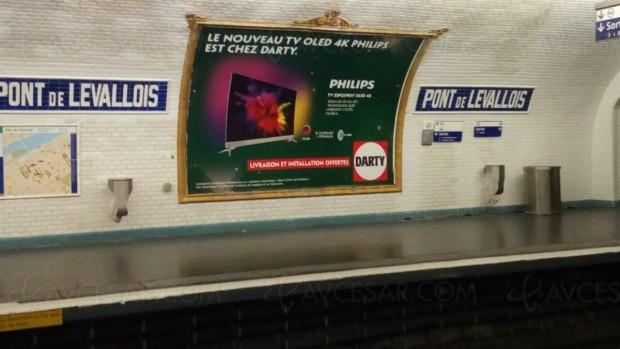 Le TV Oled Ambilight Philips 55POS901 estdisponible!