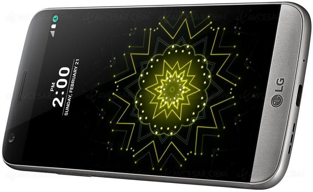 Smartphone LG G6, plus tôt que prévu ?