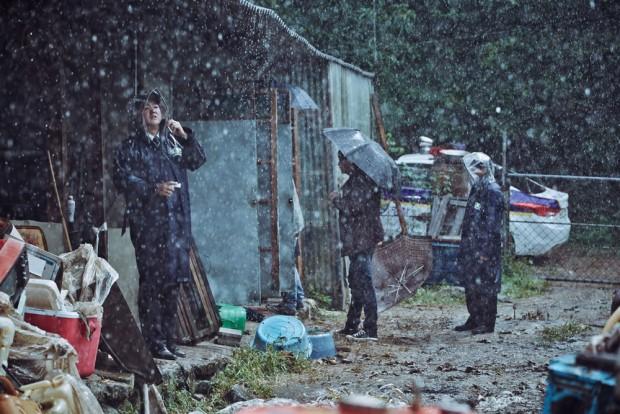 The Strangers : épidémie de fièvres, meurtres et cas de possession dans le dernier Na HongJin