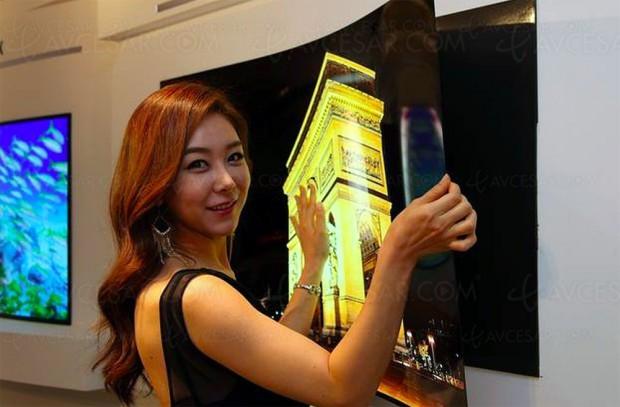 CES 17 > TV Oled LG W7, le teasing avant l'ouverture duCES