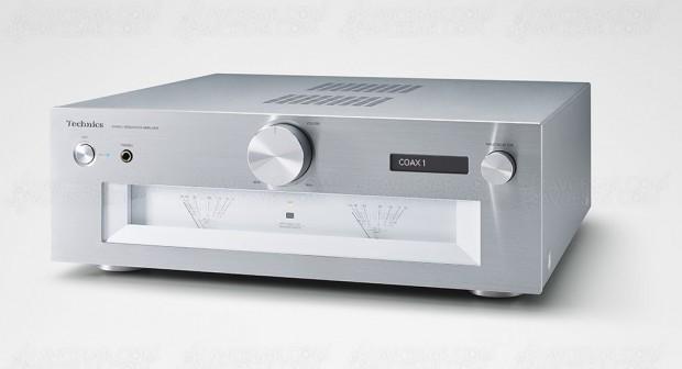 CES 17 > Technics SU-G700, amplificateur Hi‑Fi deréférence