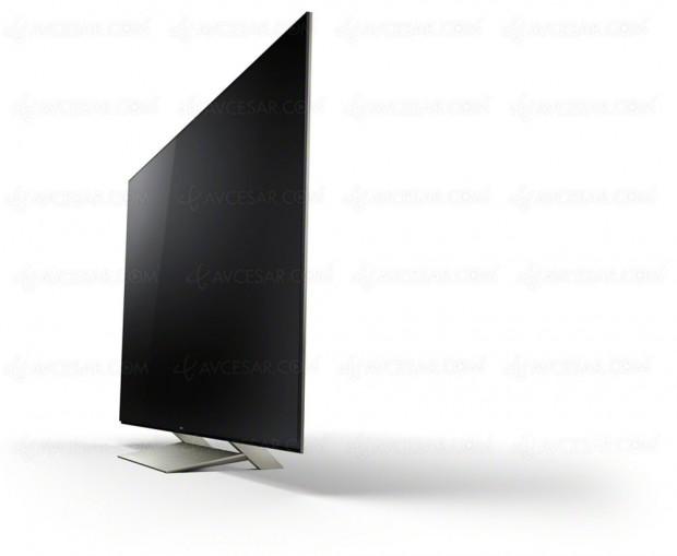 CES 17 > TV LED Ultra HD Sony XE9405, unique 75'' annoncé avec HDR Dolby Vision