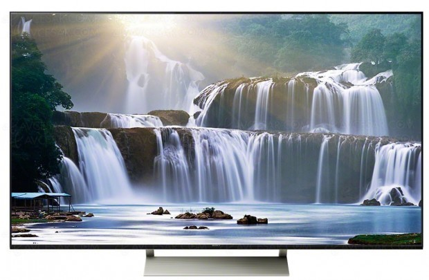 CES 17 > TV LED Ultra HD Sony XE9305, deux modèles Sllim Backlight Drive+ Dolby Vision