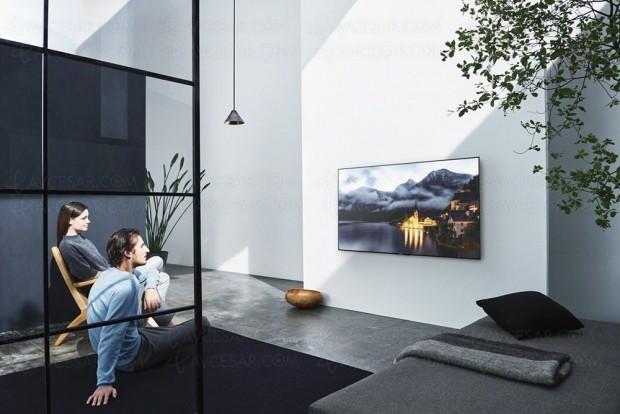 CES 17 > TV LED Ultra HD Sony XE9005, quatre TV Full LED en approche