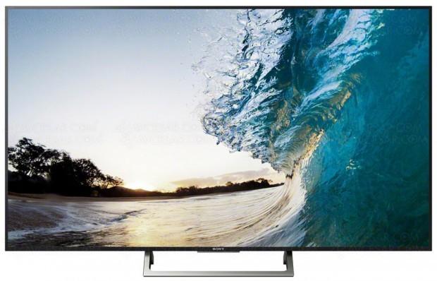 CES 17 > TV LED Ultra HD Sony XE8505, trois modèles enapproche