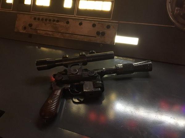 Film Star Wars Han Solo retardé?