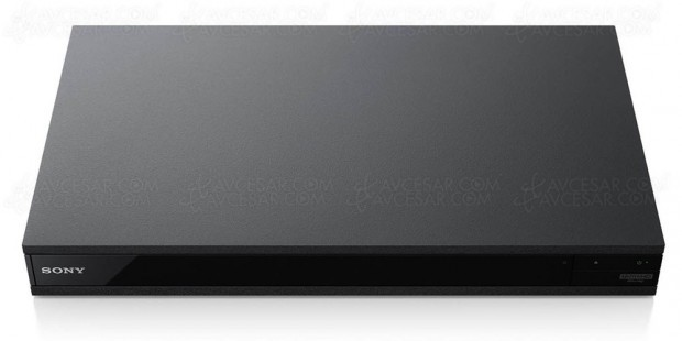CES 17 > Sony UBP-X800, nouvelle platine UltraHDBlu‑Ray