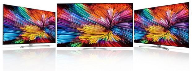 CES 17 > TV LCD Nano Cell LGSJ8000, LGSJ8500 etLGSJ9500, pas de pitié pour la3D
