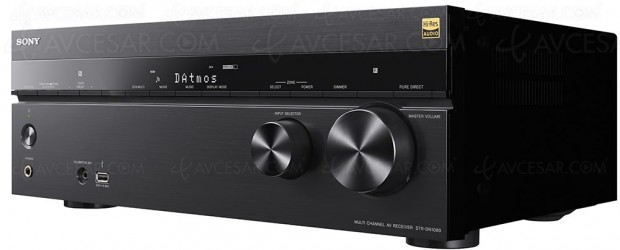 CES 17 > Sony STR-DN1080, DLNA, HDR, DSD, DolbyAtmos7.1.2,DTS:X…