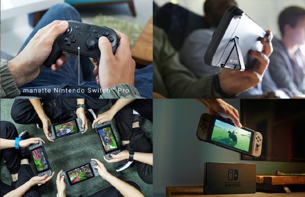 Présentation Nintendo Switch le 13janvier