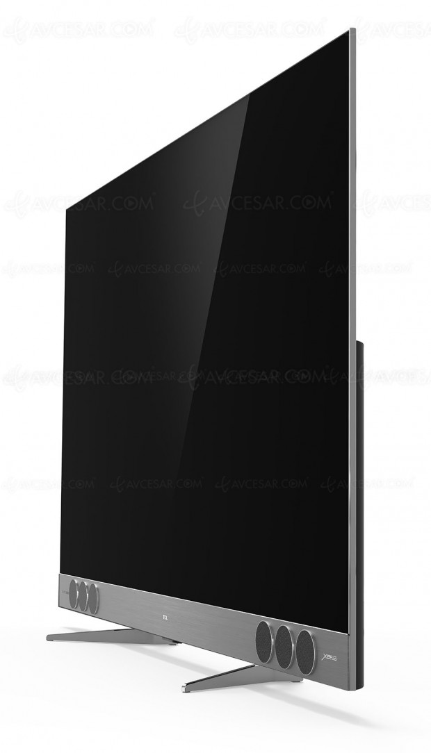 CES 17 > TV LED TCL X2, Quantum Dots, HDR10 etdesign