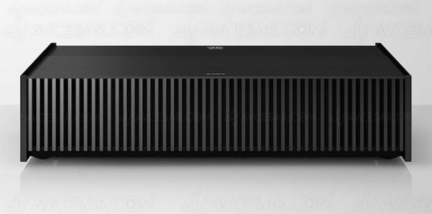 CES 17 > Sony VPL-VZ1000ES, vidéoprojecteur laser 4K ultra‑courte focale