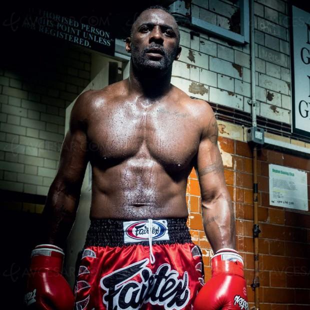 Idris Elba Fighter : plus qu'une émissionTV